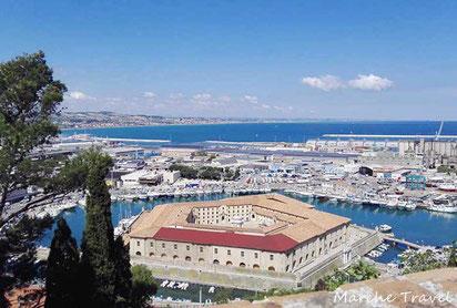 Ancona Mole Vanvitelliana, Molo sud