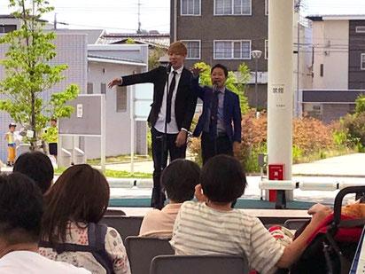 名古屋お笑い芸人 呼ぶ 呼ぶなら ファニーチャップ ティンクルまつり 出張派遣 出演依頼 イベント