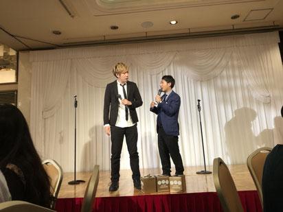 名古屋お笑い芸人 呼ぶ 呼ぶなら ファニーチャップ 企業パーティー 出張派遣 出演依頼 イベント