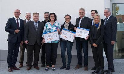 Neue Geschäftsräume der Sparda Bank Ostbayern