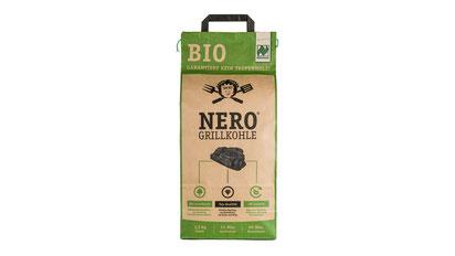 Die Naturland-zertifizierte Grillkohle von Nero
