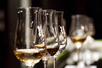 Whisky Tasting, Nosing Glas, Whisky