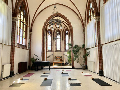 Barthkapel in Den Haag