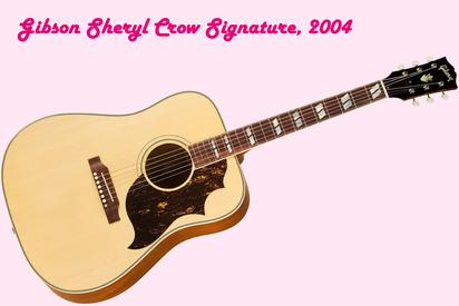Gibson Sheryl Crow Signature