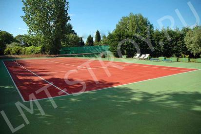 Какой теннисный корт лучше построить?