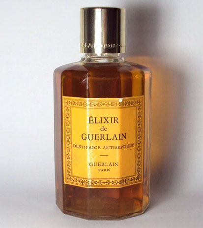 GUERLAIN - ELIXIR DE GUERLAIN, DENTIFRICE ANTISEPTIQUE