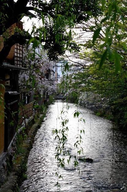 Le canal Shirakawa