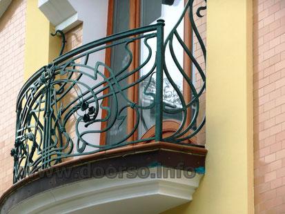 балконные ограждения Москва.