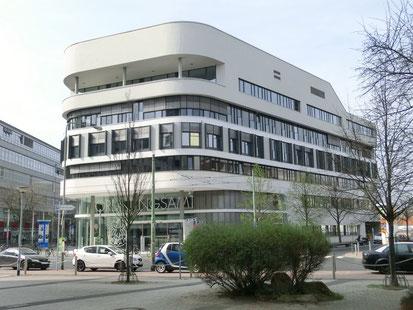 Frankfurt am Main - Gallus - Ordnungsamt