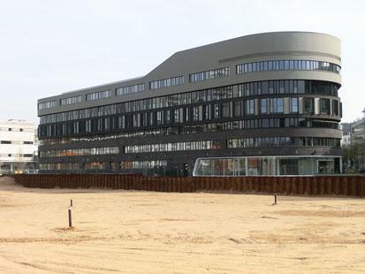 Frankfurt am Main - Gallus - Ordnungsamt - Rebstöcker Str.