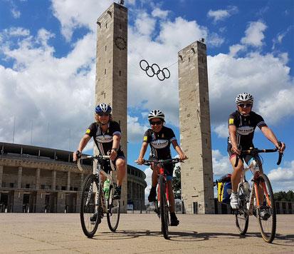 Schöne Radtour mit dem Team Stef Fauser