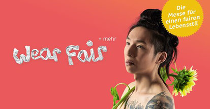 Stef Fauser Design bei der Wearfair in Linz.