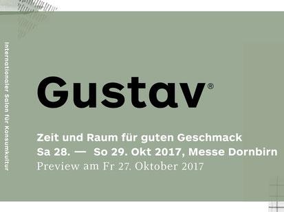 """""""Savoir vivre"""": Dieses Motto wird auf der GUSTAV ganz groß geschrieben. Stef Fauser begrüßt alle Gäste des Salons an Stand 01 in Halle 13."""