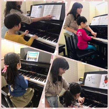 たまプラーザ 武蔵小杉 ピアノ