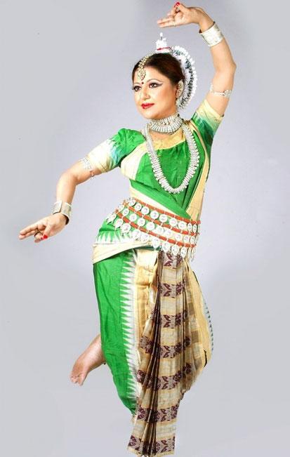 """Spirit of India mit der Tänzerin Monalisa Ghosh und ihrer Company """"Kalajyoti"""""""