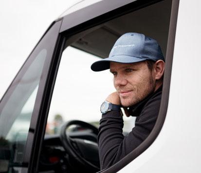 Chauffeure Christian Strassmann Logistik CZV