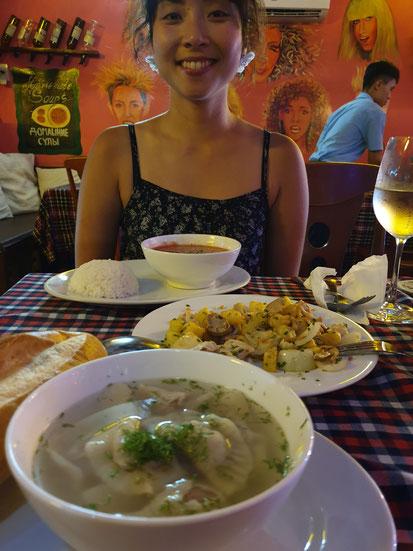 Nha Trang - russisches Restaurant