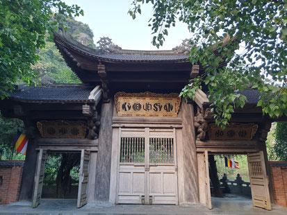 Tempel beim Tang An See