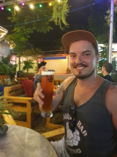 Bier in Tam Coc