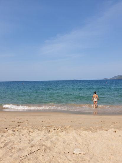 Bai bien Strand in Nha Trang