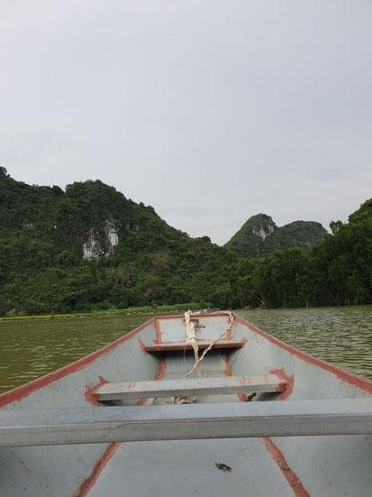 Bird Park in Tam Coc