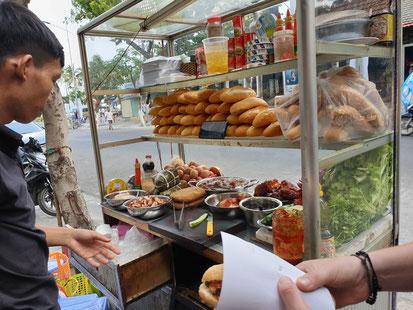 Originales Banh Mi in Nha Trang