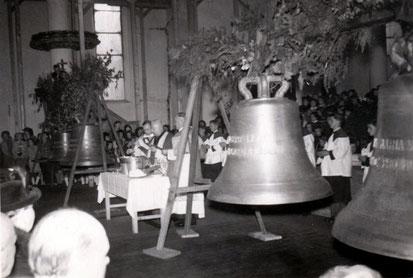 glockenweihe st. hubertus, jaegersfreude, 21.10.1956