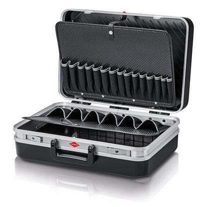 Knipex Werkzeugkoffer Leer