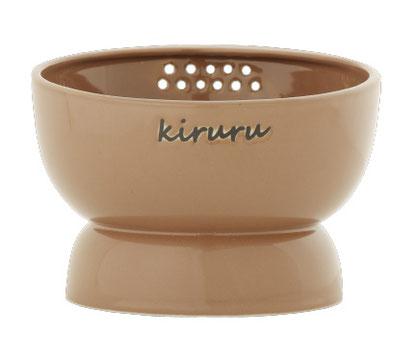 Kiruru ペット皿 ドライフードがやわらかい