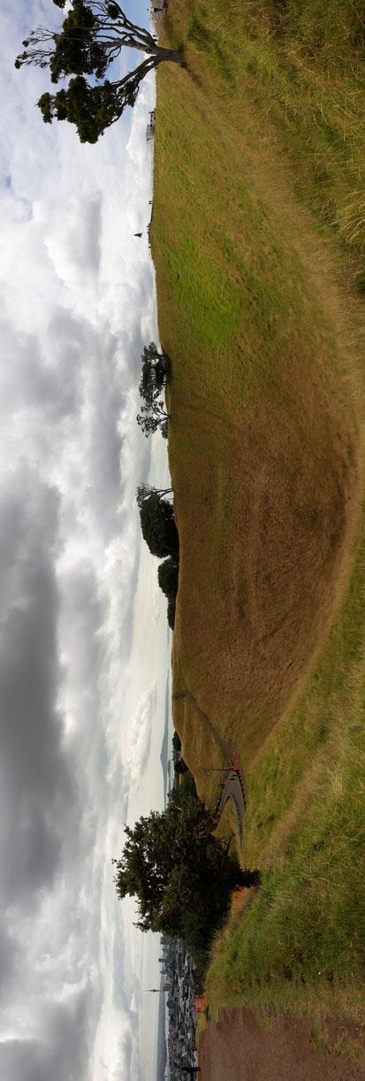 - Mount Eden - Nouvelle-Zélande -