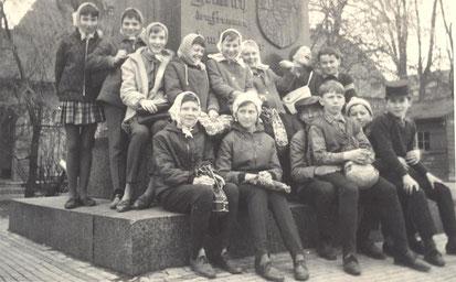 Bild: Teichler Schulklasse Wünschendorf