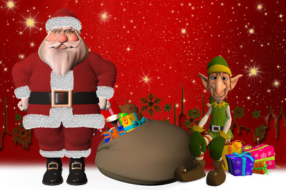 Lustige Gedichte zu Weihnachten: Steuerliche Überprüfung