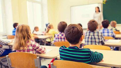 Clases de refuerzo e inglés en la Asociación Homa Digno