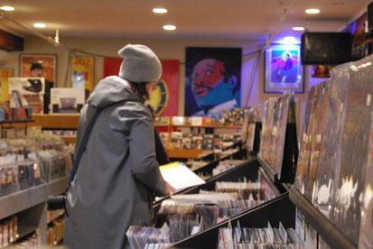 New Orleans record shop PASiNGA