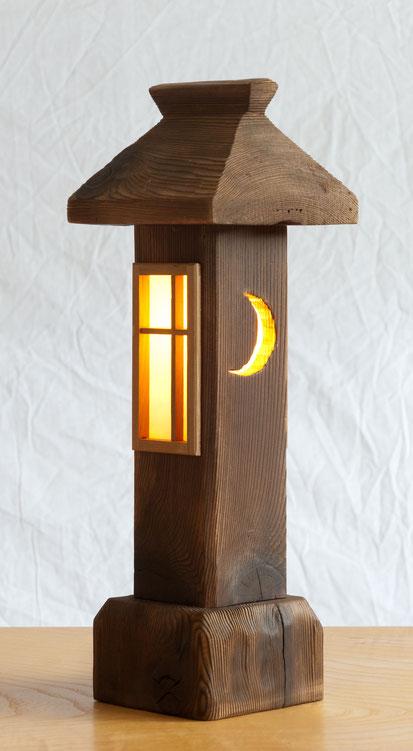 Minka style Japanese lantern