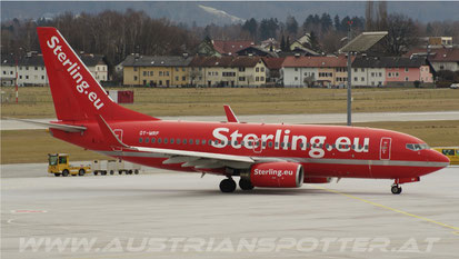 Sterling Airlines   10962 - 2008