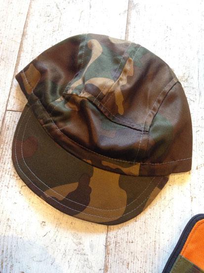 welldone JET CAP(オールコットン) ¥4,104(税込)
