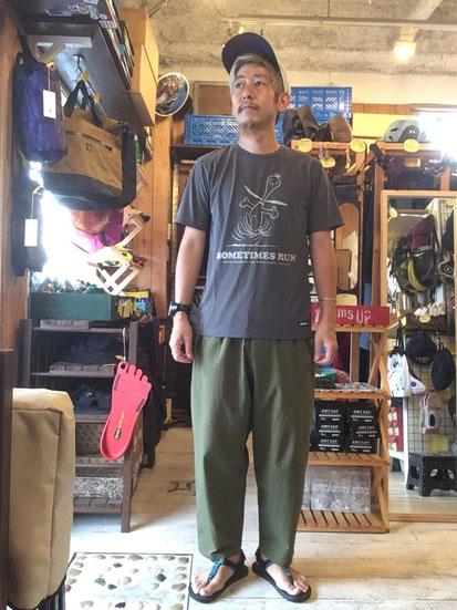 ※172㎝64㎏体型でサイズ「M」着用(Sumikuro)