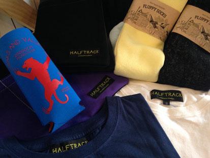 面白いギア&アイテムを発信している「HALF TRACK PRODUCT(ハーフトラックプロダクツ)」!!