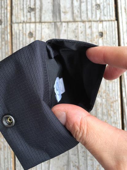 メインポケット部分