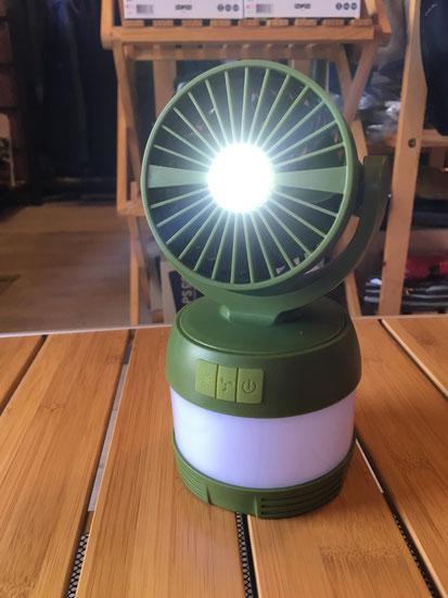 LEDライト(最大80ルーメン)