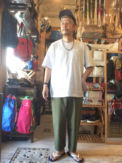 ※172㎝63㎏体型で着用(Gray)