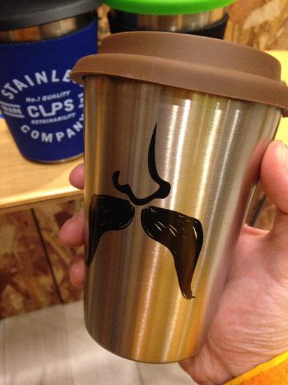 Sleeveを外すと各Cup毎にデザインが違います!
