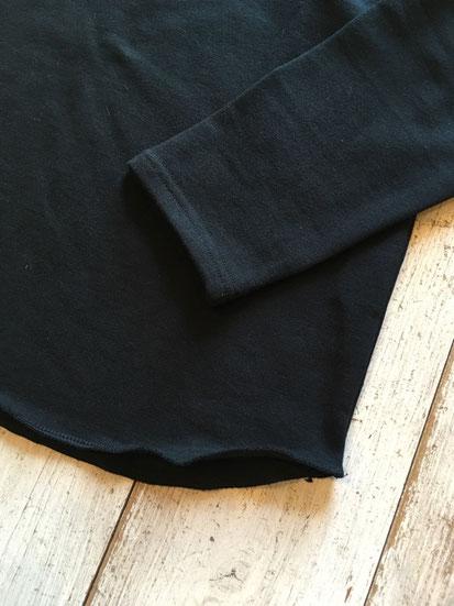袖口&裾周り