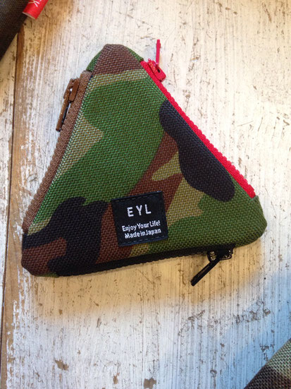 EYL Traiangle Coin Purse ¥3,020(税込)
