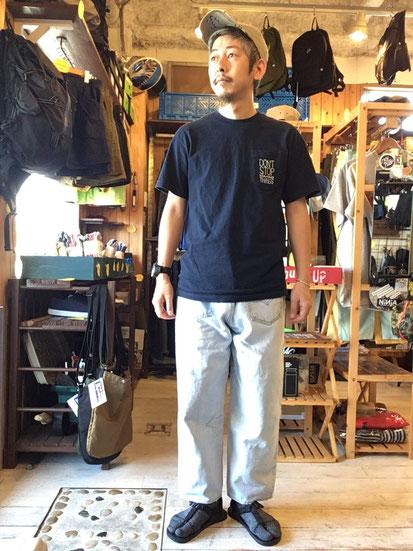 ※172㎝62㎏体型で「パターン①(サイズ2)」着用