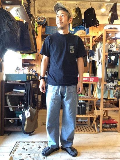 ※172㎝62㎏体型で「パターン②(サイズ3)」着用