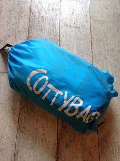 HIGHLIGHT BLUE ※収納袋と同じカラーです。