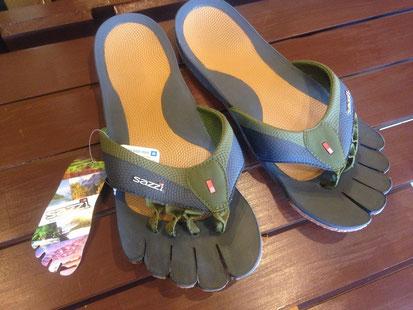 Sazzi(サジ) Decimal Grey/Olive
