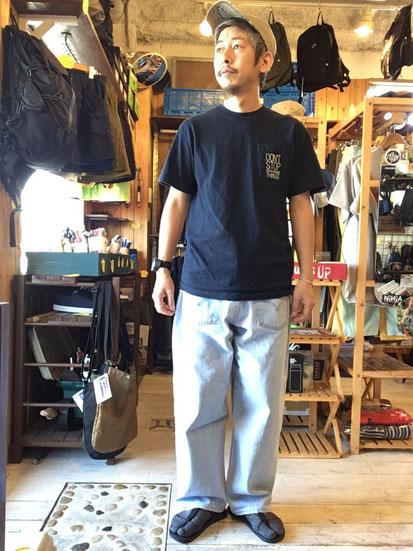 ※172㎝62㎏体型で「パターン③(サイズ3)」着用